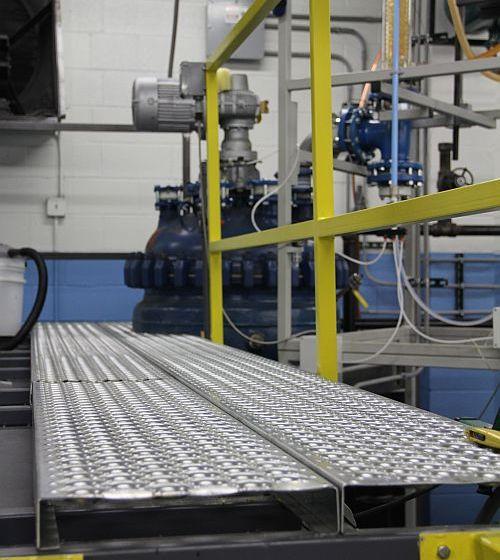 Chemical manufacturing platform